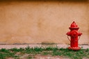 Fire Hydrant, Red, Firefighting